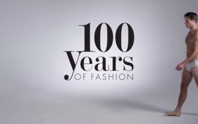 2~3分でわかる100年間の男女ファッション史