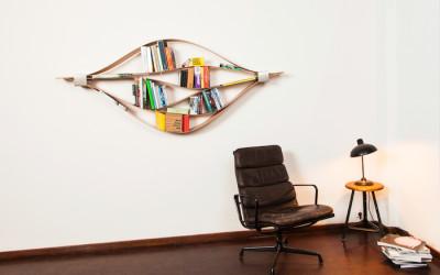 ユニークな本棚で読書ライフにアクセントを。 ~ Bookshelves for Magicians ~