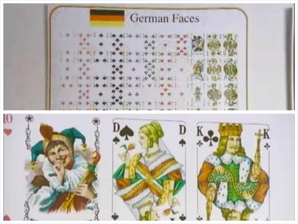 germanplayingcard
