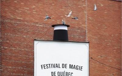 マジックショーの広告にはマジックを。~ Quebec magic festival ~